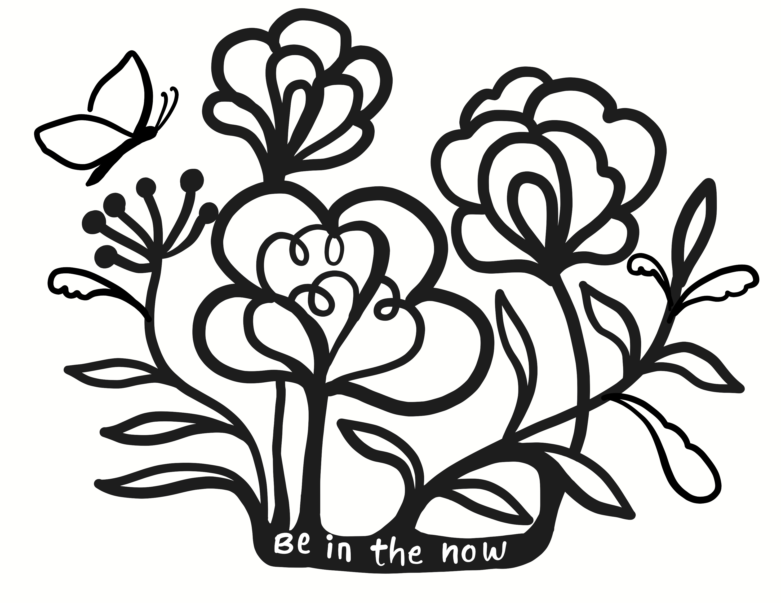 Be in the now