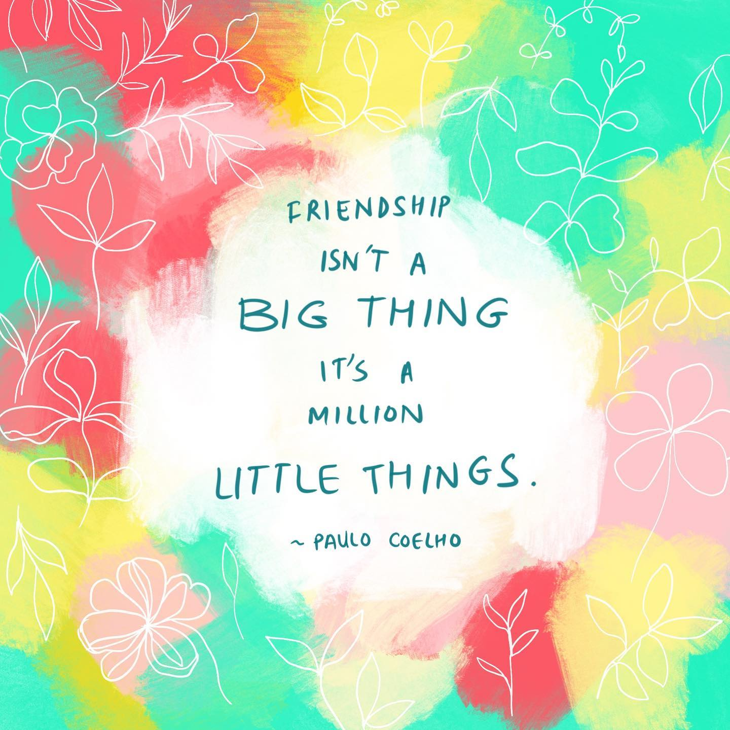May the beautiful friendships last for ever! It's the national Best  Friend's day today!