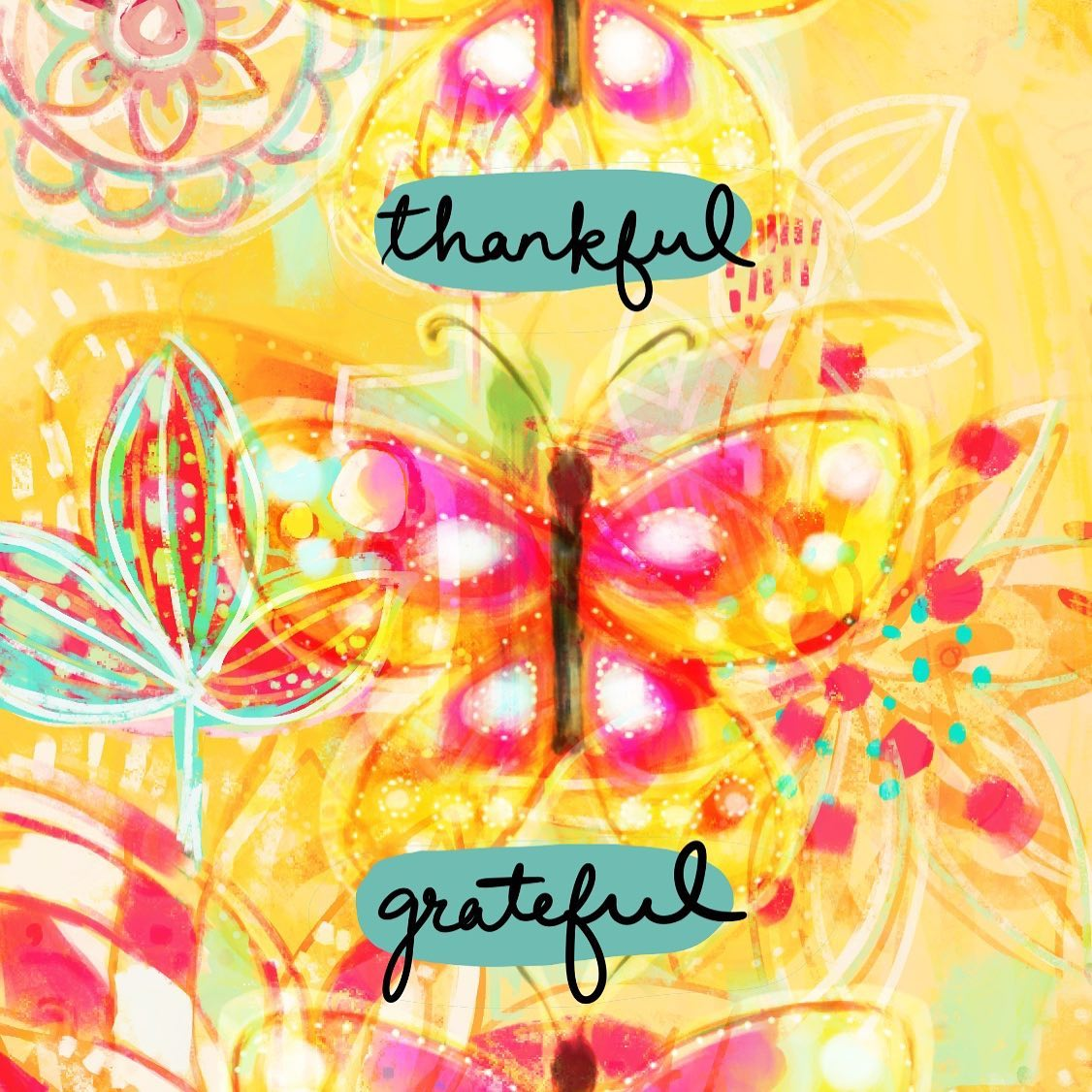Today is a good day to be thankful! Happy Thanksgiving!!  Download wallpaper for your phone: https://www.cheenakaul.com/downloads